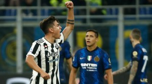 Serie A: Dybala returns to rescue Juventus in 1-1 draw at Inter