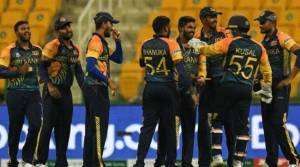 T20 WC: Hasaranga stars in Sri Lanka's massive 70-run win over Ireland
