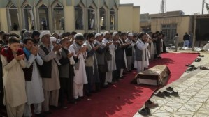 US will provide humanitarian aid to Afghanistan, say Taliban