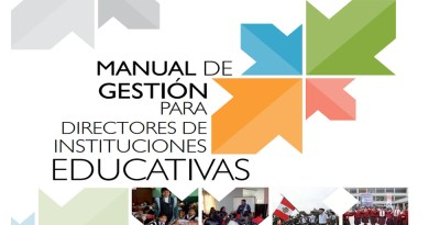 Manual de Gestión para directores de Instituciones Educativas, UNESCO