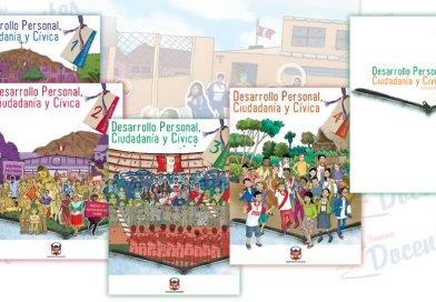 MINEDU: Libros de Desarrollo Personal, Ciudadanía y Cívica 2019 (PDF), DESCARGAR