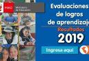 UMC RESULTADOS: Evaluaciones nacionales de logros de aprendizaje 2019 [Consulte aquí]