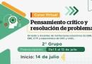 PerúEduca: Segundo curso MOOC «Pensamiento crítico y resolución de problemas»