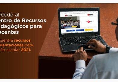 CENTRO DE RECURSOS PEDAGÓGICOS: Revisa y descarga recursos útiles para la evaluación, planificación y el desarrollo del nuevo año escolar 2021