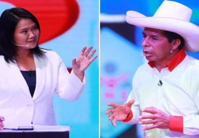 Pedro Castillo no acepta debatir con Keiko Fujimori en la puerta del penal Santa Mónica (Entérate aquí)
