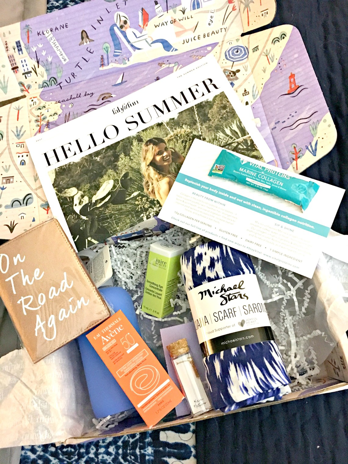 What's in My Mailbox - June