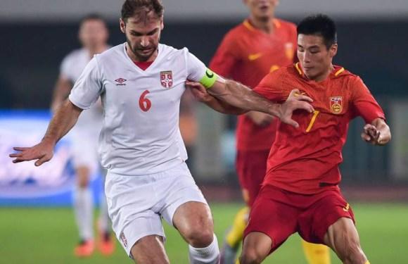 Prijateljska: Kina – Srbija 0:2