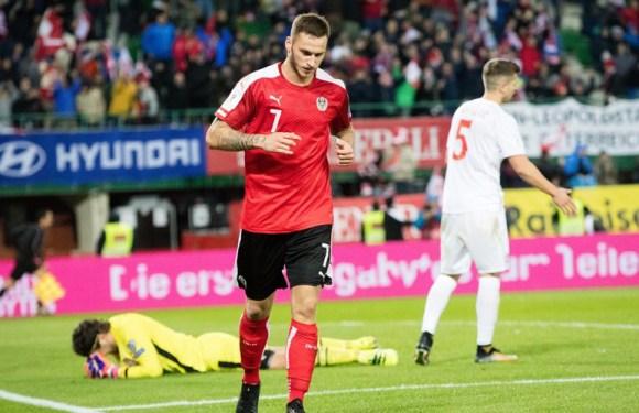 Kvalifikacije za SP 2018: Austrija – Srbija 3:2