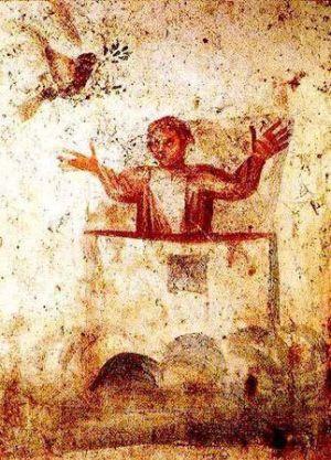 Pinturas del Arte Paleocristiano Arte Medieval en ReproArte