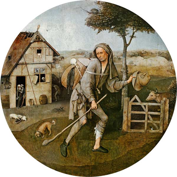 Hieronymus Bosch, The Wayfarer