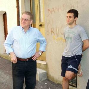 Storie: Giuseppe Rossi con il padre | Numerosette Magazine