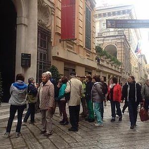 Rolli Days, Genova invasa dai visitatori