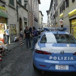 Operazione contro spaccio nel centro di Genova