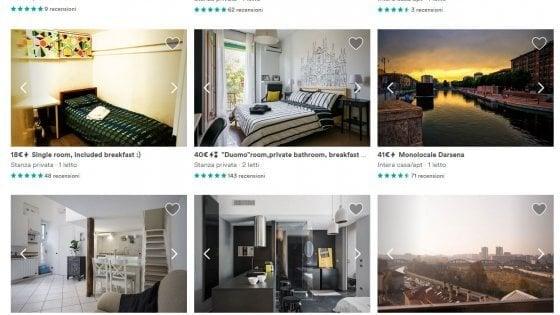 Milano, accordo con Airbnb: gli ospiti pagheranno tre euro al giorno di tassa