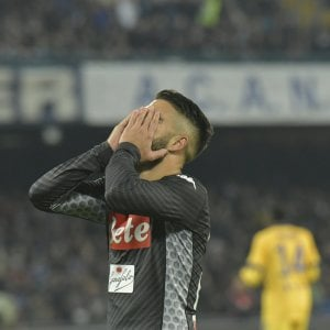 Il Napoli fuori forma e senza cattiveria: tutti gli errori fatti con la Juve