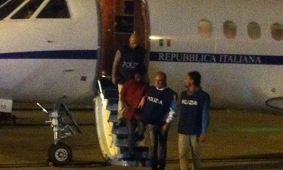 In manette il boss della tratta, estradato in Italia dal Sudan