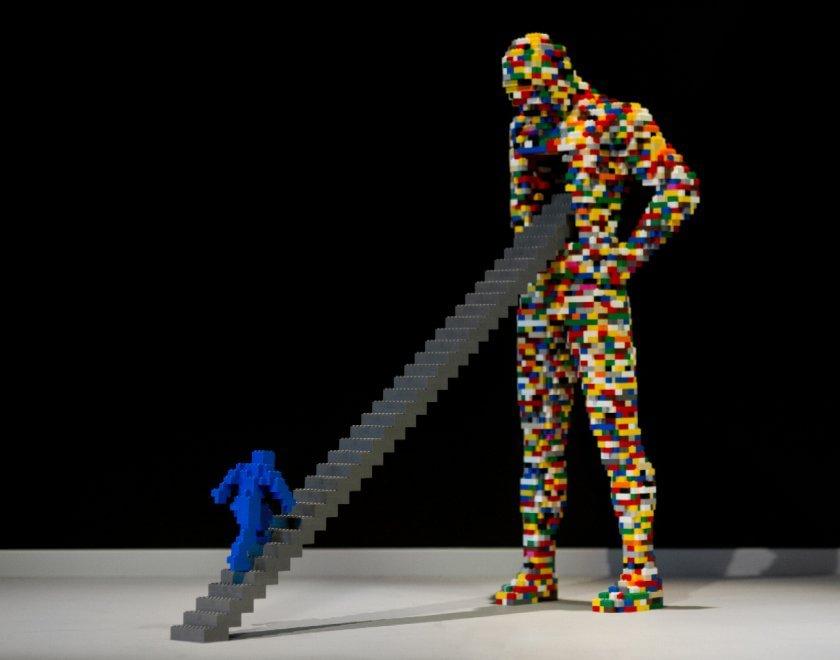 Risultati immagini per the art of brick