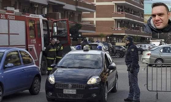 Latina, carabiniere spara alla moglie e si barrica in casa con le figlie