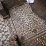 Sale a la luz en Roma la domus de un comandante de época imperial (siglo II d.C.)