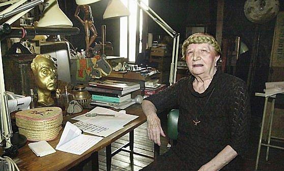 Addio a Carol Rama, pittrice anticonformista amica di Sanguineti, Warhol e Man Ray