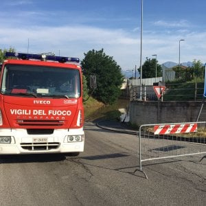 Torino: muore nell'auto travolta dall'acqua in un sottopasso durante nubifragio