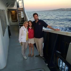 """""""Noi, la famiglia che ha salvato dalla morte in mare tremila migranti"""""""