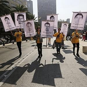 Messico, identificati i resti di uno studente scomparso