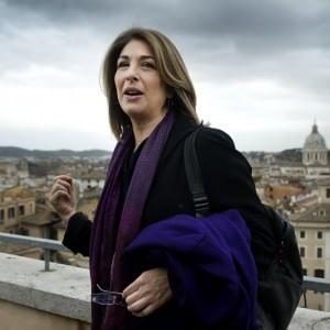 """Naomi Klein: """"Gli italiani facciano squadra contro l'austerity"""""""