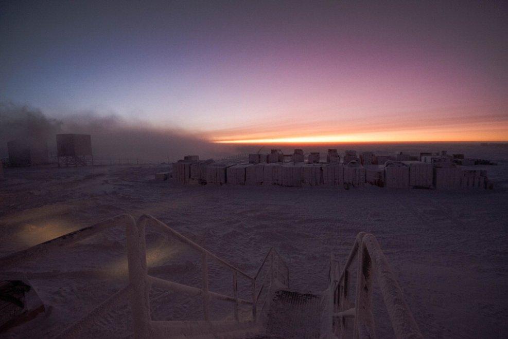 Antarctica, quatro meses de escuridão: o longo inverno na base Concordia está prestes a terminar