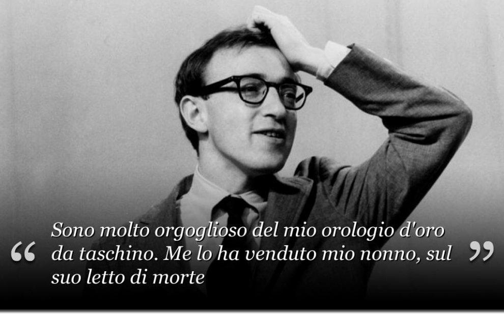 Ottanta anni di Woody Allen: le sue migliori citazioni