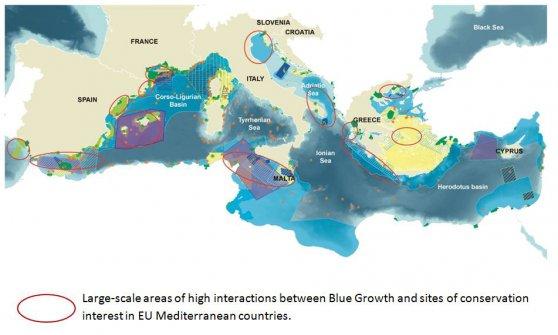 """Wwf, """"corsa all'oro"""" nel Mediterraneo nei prossimi 20 anni"""