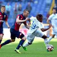 Genoa-Chievo, il film della partita