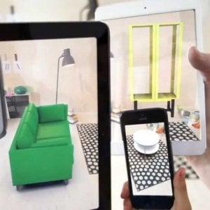 Ikea Ecco Lapp Con Apple Per Arredare In Realtà Aumentata