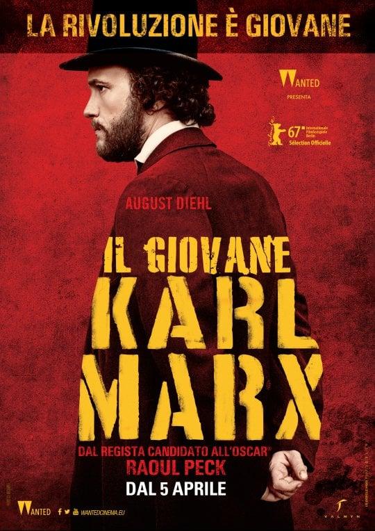 'Il giovane Karl Marx', vita da romanzo di un ragazzo visionario