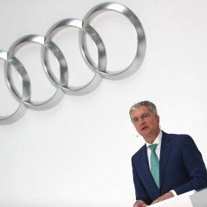 Dieselgate, la polizia tedesca ferma il numero uno dell'Audi