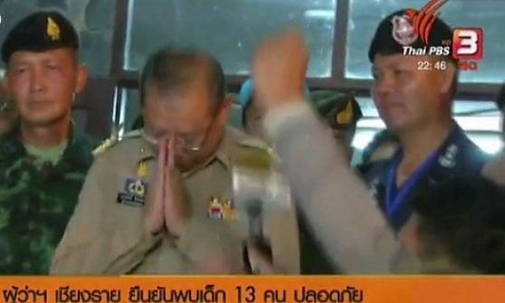 Thailandia, trovati vivi i 12 ragazzi dispersi nella grotta