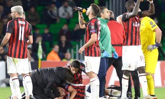Europa League, Betis-Milan 1-1: Suso tiene vive le speranze rossonere