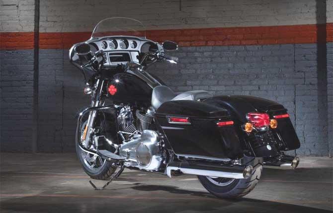 Electra Glide Standard Il Viaggio Secondo Harley Davidson