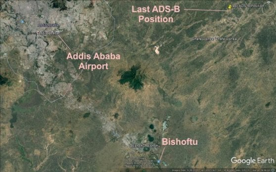 Etiopia, anche 8 italiani sul Boeing precipitato. Era diretto a Nairobi con 157 passeggeri