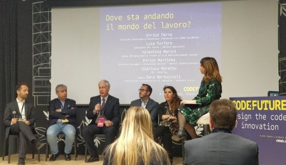 Code4future, innovation has its home in Rome.