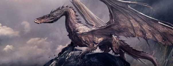 Smaug from The Hobbit