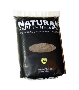 Lugarti natural reptile bedding for crested gecko substrate
