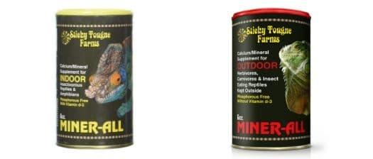 miner-all calcium supplements