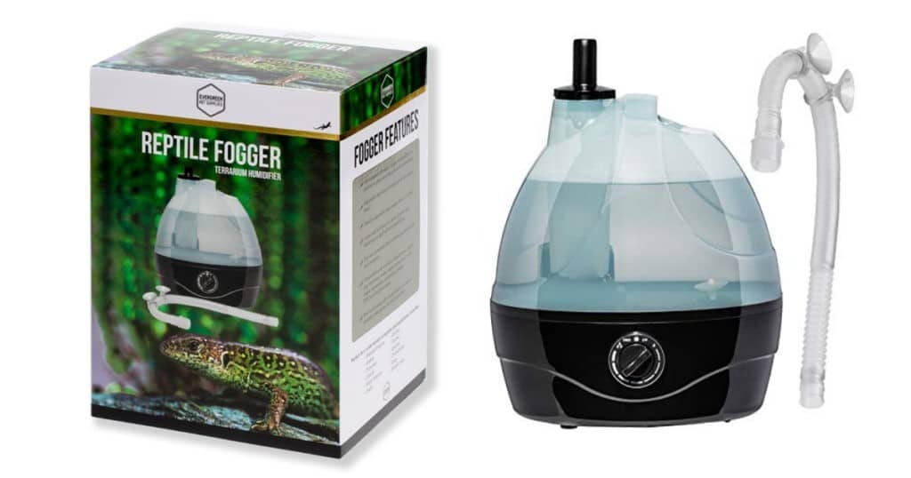 Product Review Evergreen Reptile Fogger Reptifiles