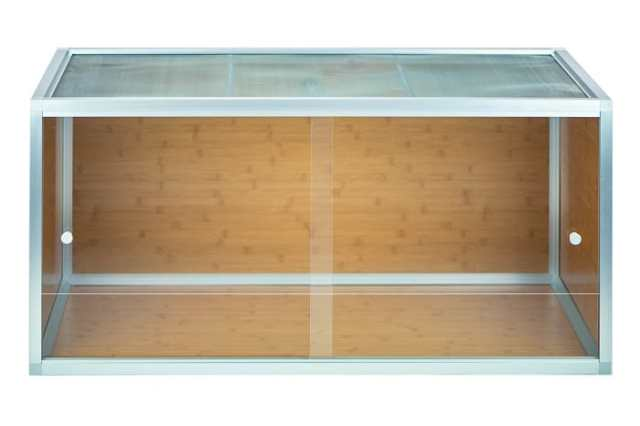 Zen Habitats 4x2x2 Reptile Enclosure with PVC Panels