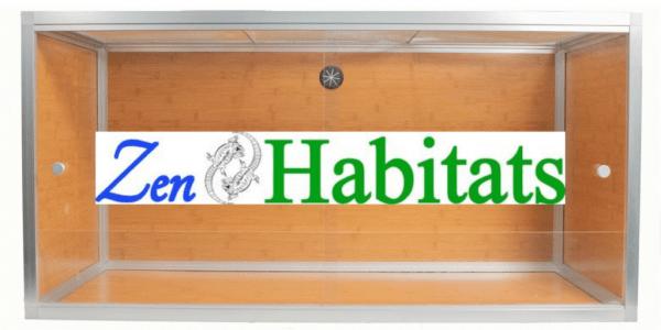 Product Review: Zen Habitats 4'x2'x2' Reptile Enclosure