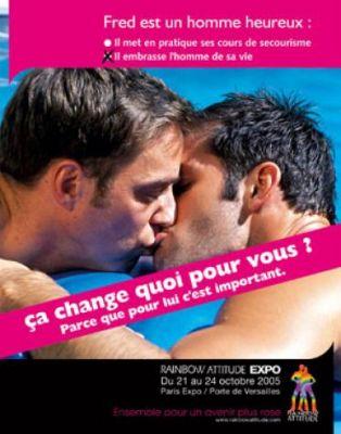 Per voi cambia qualcosa se queste persone sono omosessuali?
