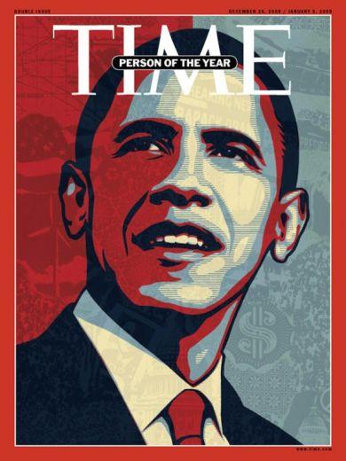 """""""Obama uomo dell'anno"""" {/B}"""