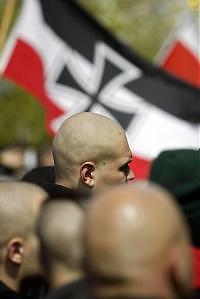 Raduno naziskin tedeschi