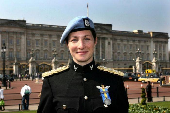 Londra, il capitano della regina è donna